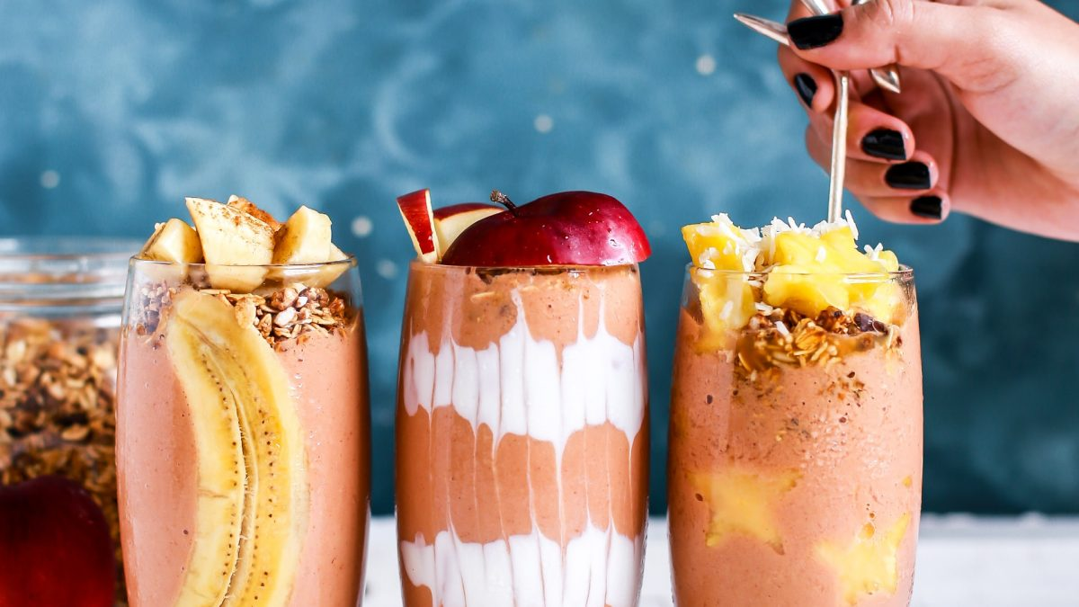 Super Smoothies (and why they're so super)!