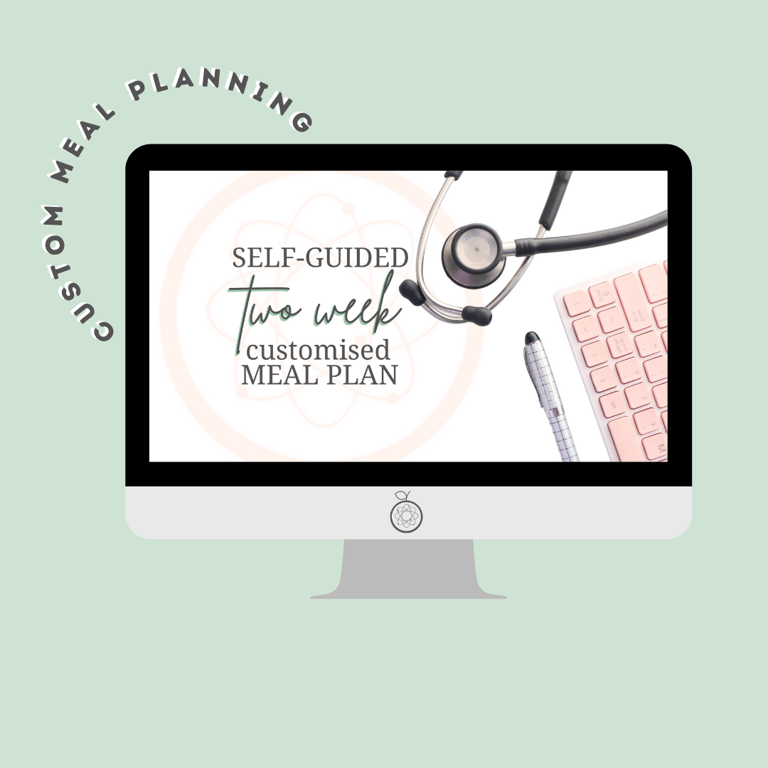 Self-Guided Nutrition Revamp – 2wk Meal Plan