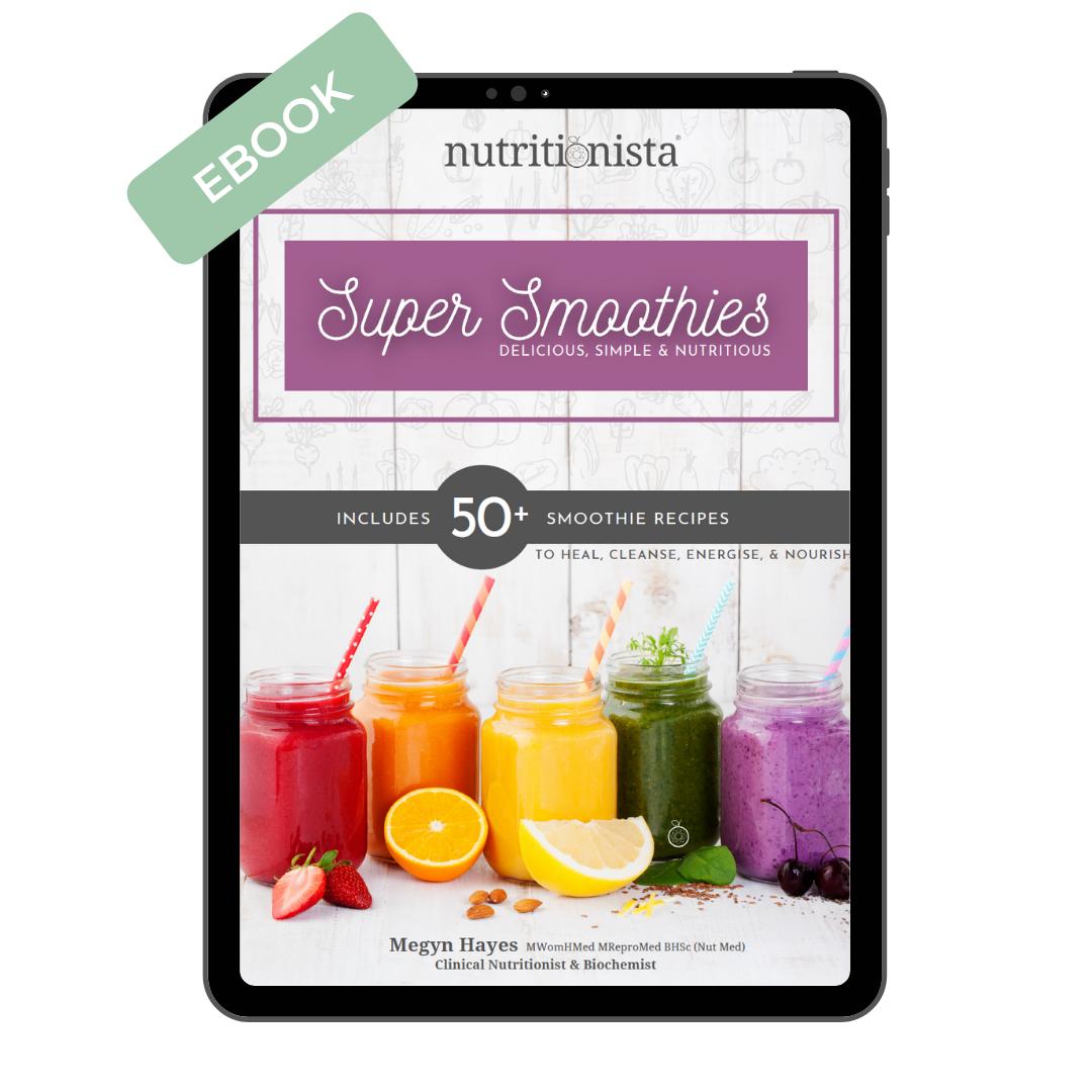 *NEW* Super Smoothies eBook